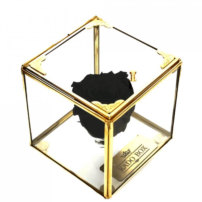 eternal palladium black rose
